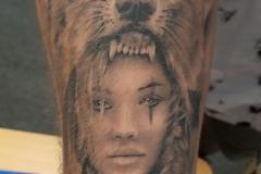 Wolf girl1